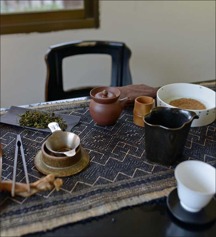 貴州省のお茶屋さん