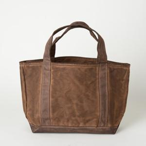 TEMBEA TOTE BAG MEDIUM PERSIMMON
